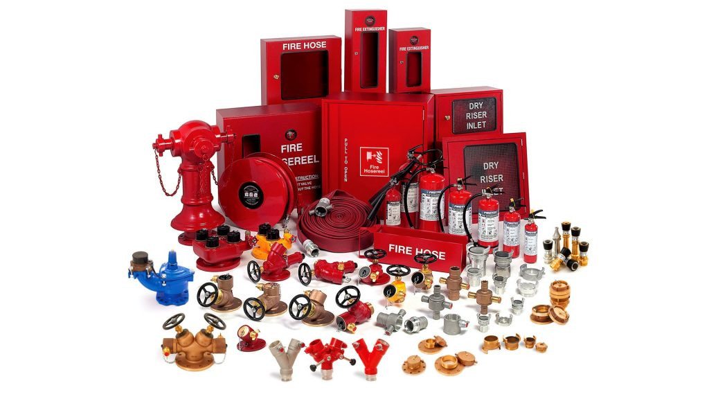Fire Fighting SystemEquipment 4