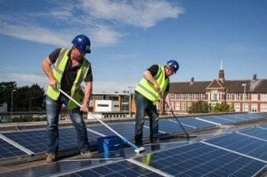 Solar Energy Plant Service 1
